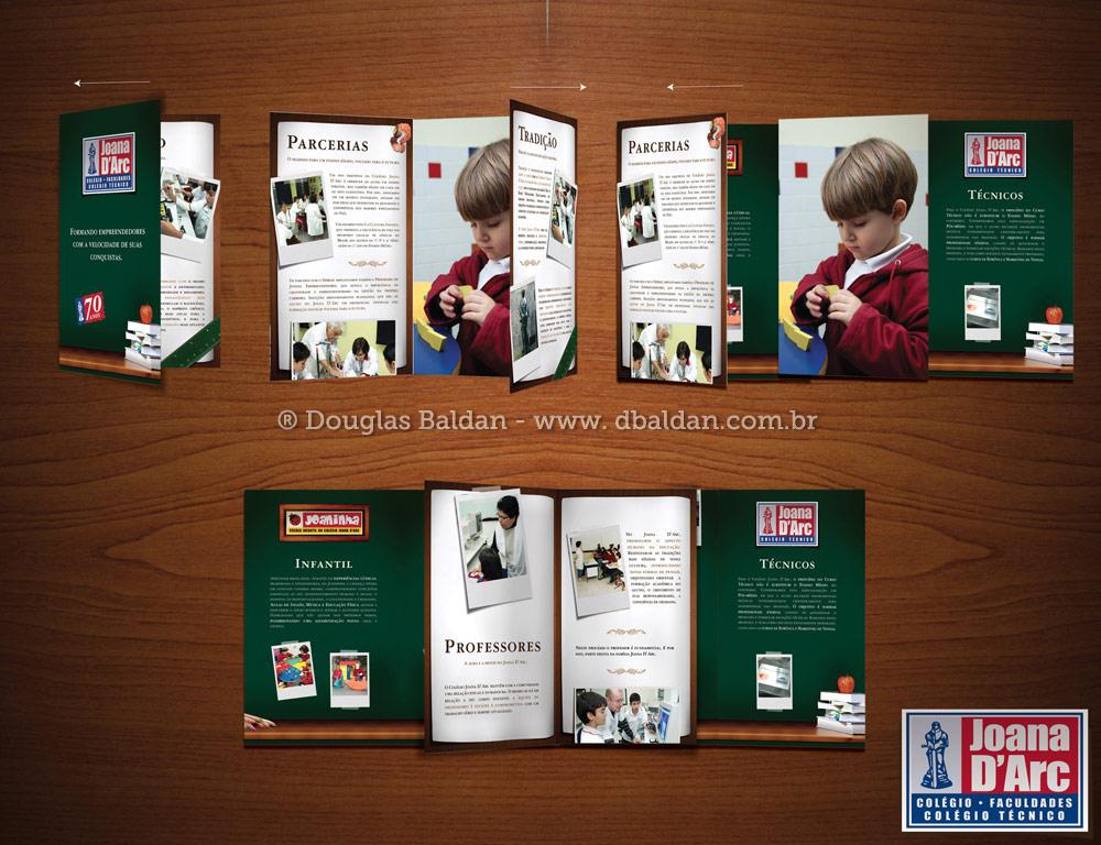 Folder Joana D'arc