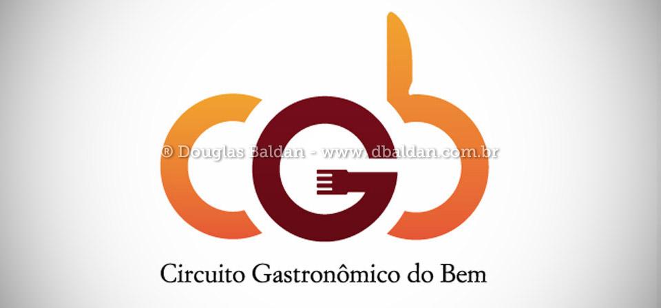 Logo Circuito Gastronomico do Bem