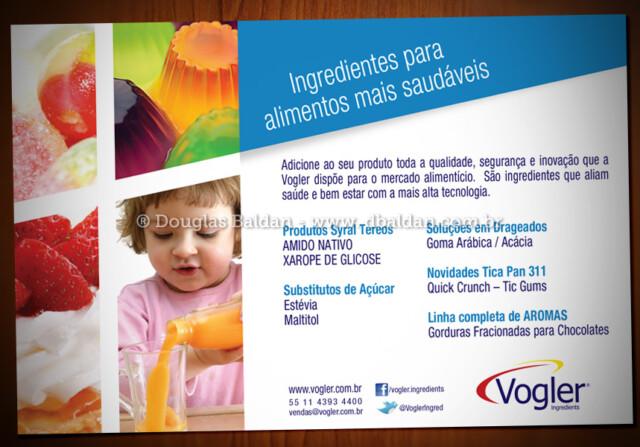 Anúncio Vogler