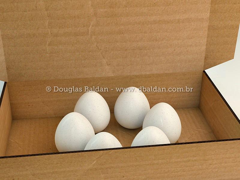 Egg box animation
