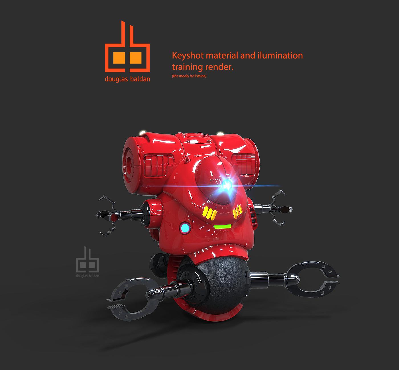 drone-keyshot